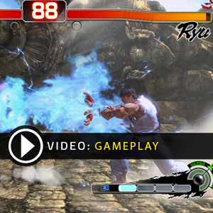 Ultra Street Fighter 4 Gameplay Video