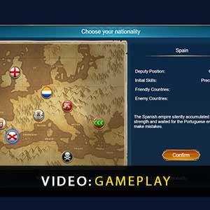 Uncharted Ocean Gameplay Video