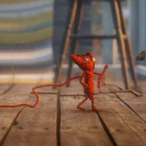 Unravel PS4 - Yarn
