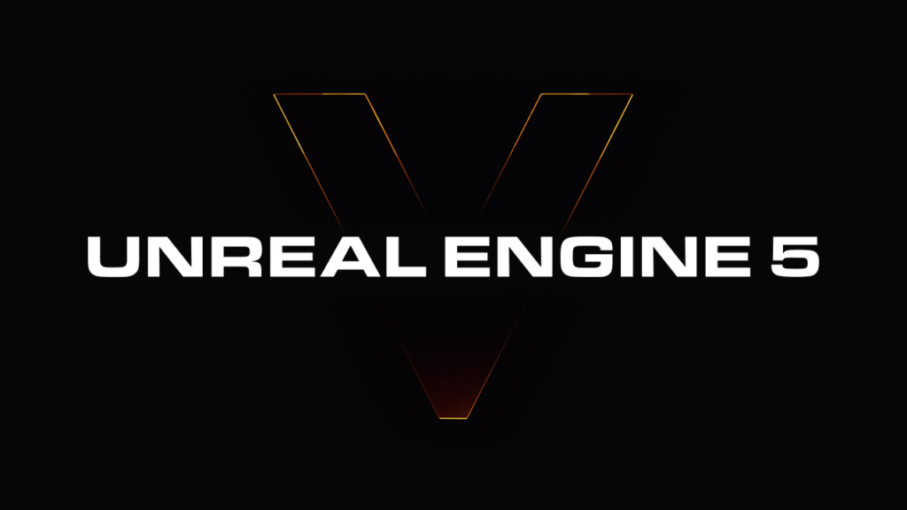 Unreal Engine 5 Logo