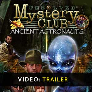 Unsolved Mystery Club Ancient Astronauts