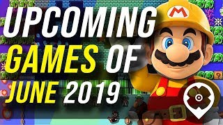 June 2019 Top PC Game Releases