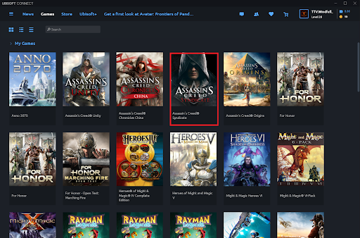 how to transfer Uplay games to new drive 2021?