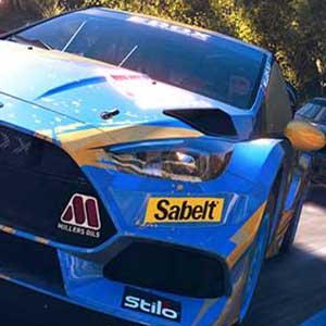 Take on Rallycross