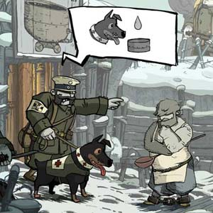 Valiant Hearts The Great War PS4 - Characters