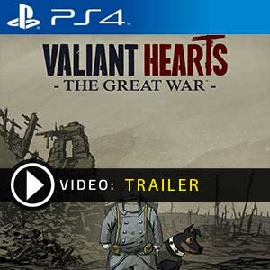 Valiant Hearts The Great War Ps4 Code Price Comparison