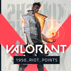 Valorant Riot Points Phoenix