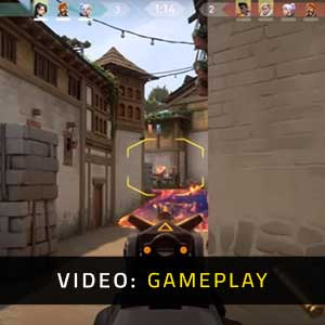 Valorant Riot Points Gameplay Video