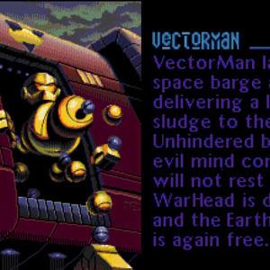 Vectorman - Story