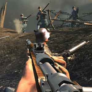 Verdun - Close-Range Combat