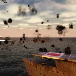 launch a large scale amphibious assault
