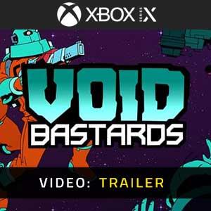 Void Bastards Xbox Series X Video Trailer