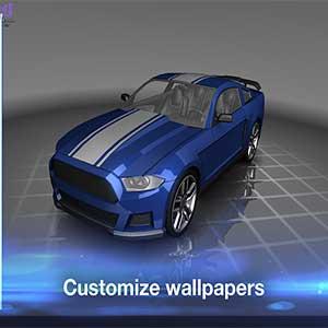 Wallpaper Engine Car