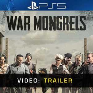 War Mongrels PS5 Video Trailer
