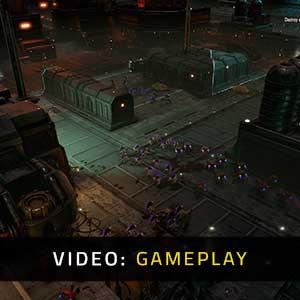 Warhammer 40K Battlesector Gameplay Video