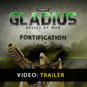 Warhammer 40K Gladius Fortification Pack