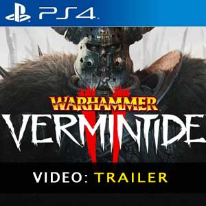 Warhammer Vermintide 2 PS4 Video Trailer