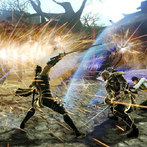 Warriors All Stars - Gameplay Image