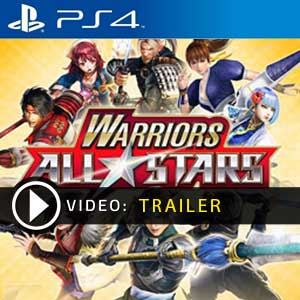Warriors All-Stars PS4 Prices Digital or Box Edition