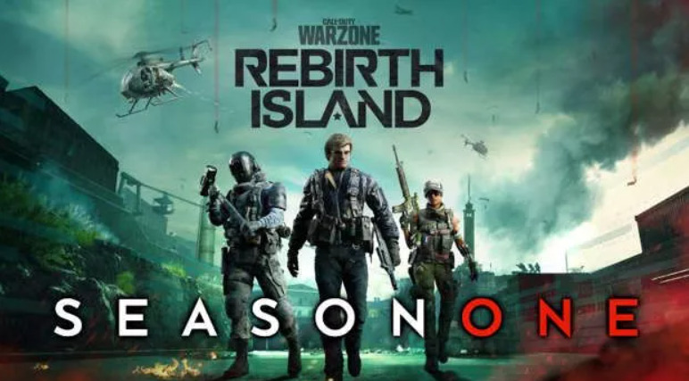 Call of Duty Warzone Rebirth Island Season One