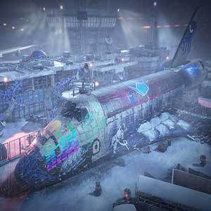 Wasteland 3 - snowworthy vehicle