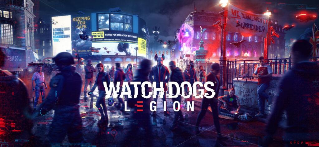 Watch Dogs Legion 5