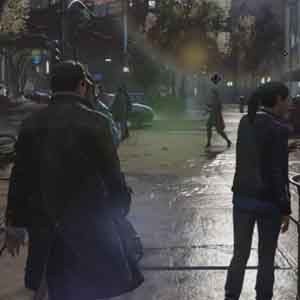 Watch Dogs PS4 - Aiden Pearce