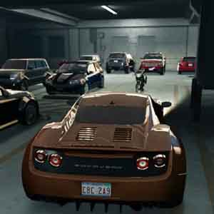Watch Dogs PS4 - Vehicle