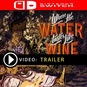 Where the Water Tastes Like Wine Nintendo Switch Prices Digital or Box Edition