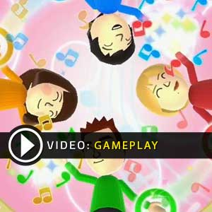Wii Party U Nintendo Wii U Gameplay Video