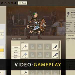Wildermyth Gameplay Video