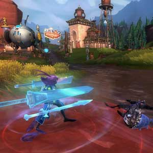 WildStar Battle