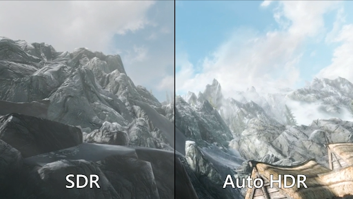 how do i enable auto HDR Windows 11?