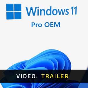 Windows 11 Pro OEM Video Trailer