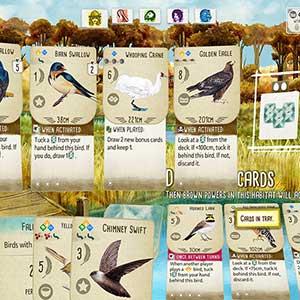 Wingspan - Bird Preserve