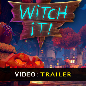 Witch It Trailer Video