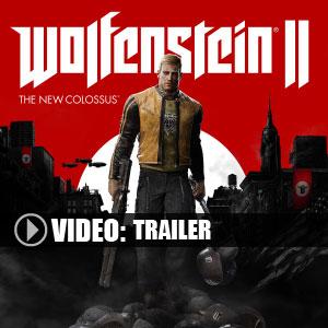 Wolfenstein 2 The New Colossus Digital Download Price Comparison