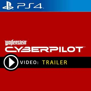 Wolfenstein Cyberpilot VR PS4 Prices Digital or Box Edition