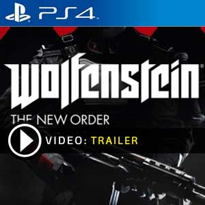 Wolfenstein The New Order PS4 Prices Digital or Physical Edition