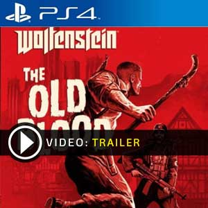 Wolfenstein The Old Blood PS4 Prices Digital or Box Edition