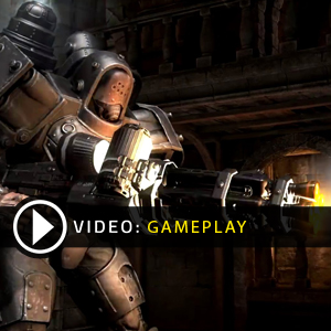 Wolfenstein The Old Blood Gameplay Video