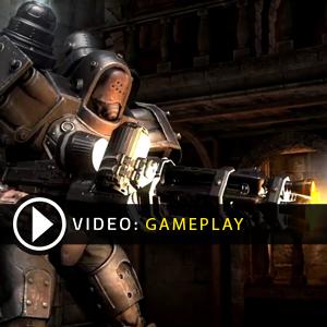 Wolfenstein The Old Blood Gameplay Video