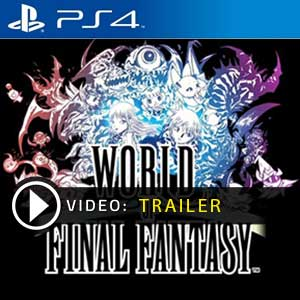 World of Final Fantasy PS4 Prices Digital or Box Edition