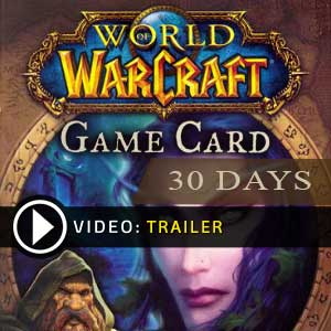 World of Warcraft 30 Days Gamecard Code Price Comparison