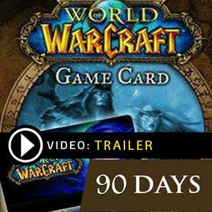 World of Warcraft 90 DAYS EU