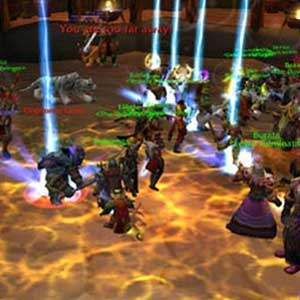 World of Warcraft Battle Chest Battle