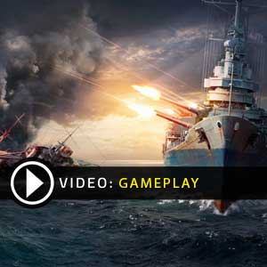 Gameplay World Of Warships Welcome Pack