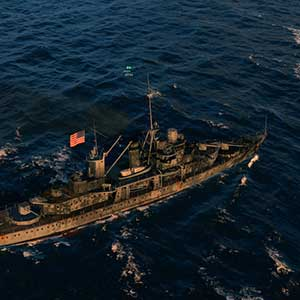 World of Warship Battles