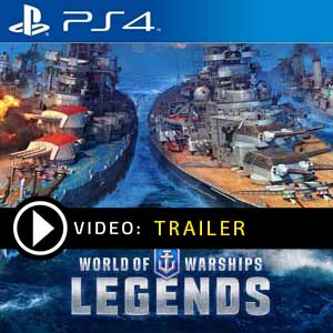 World of Warships Legends PS4 Prices Digital or Box Edition