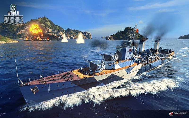 World Of Warships — Exclusive Starter Pack Download